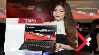 Lenovo ThinkPad 2017 ra mắt tại thị trường Việt Nam, giá từ 27 triệu đồng