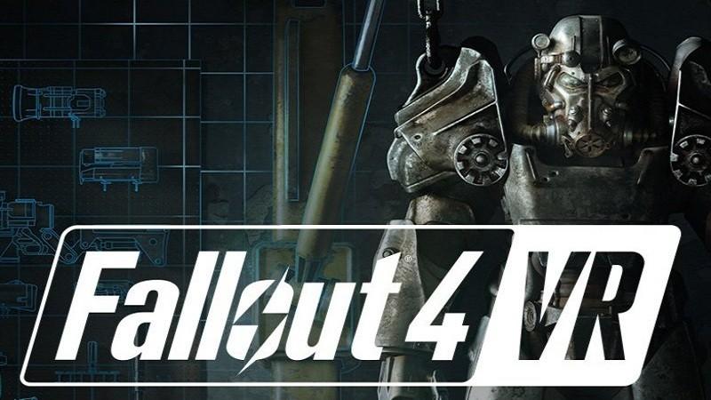 (E3 2017) Fallout 4 và Doom xuất hiện phiên bản thực tế ảo
