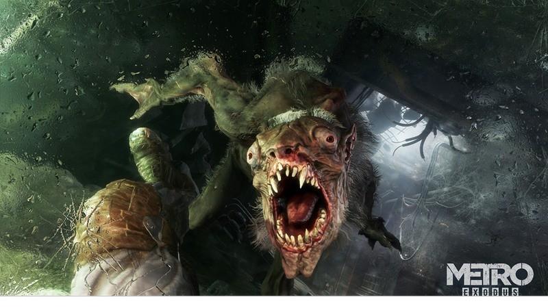 (E3 2017) Metro Exodus - FPS siêu khủng chính thức lộ diện qua Trailer đẹp điên người