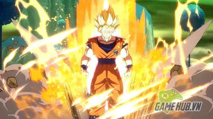 Dragon Ball FighterZ cho fan 7 Viên Ngọc Rồng gào thét với màn combat điên  dại