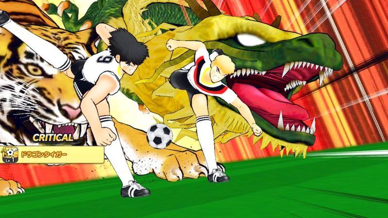 Tải ngay Captain Tsubasa - Huyền thoại Manga bóng đá phiên bản Mobile