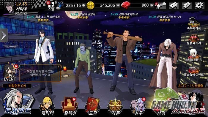 Noblesse - Bạn đã thử Game Mobile theo chân Manga đỉnh của Hàn chưa? - ảnh 5