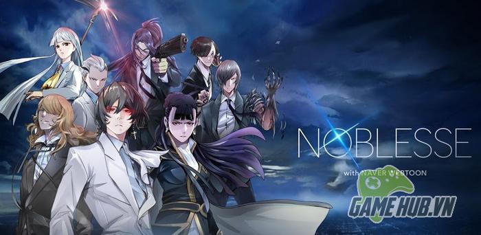 Noblesse - Bạn đã thử Game Mobile theo chân Manga đỉnh của Hàn chưa? - ảnh 1