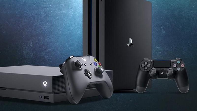 """Xbox One X """"ngon"""" hơn PS4 Pro, nhưng còn mơ mới bằng đẳng cấp!"""