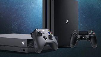 """Xbox One X """"ngon"""" hơn PS4 Pro, nhưng còn mơ mới bằng đẳng"""