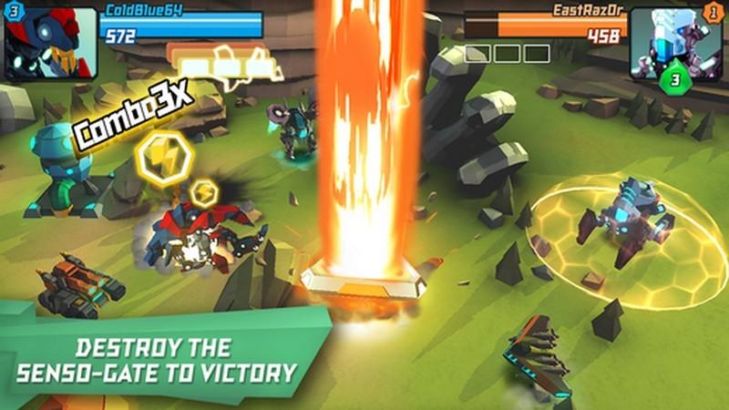 Super Senso - Game siêu chiến lược tung Update siêu khủng trên Mobile