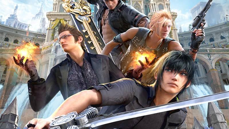 Tải ngay Final Fantasy XV: A New Empire - Hàng khủng Mobile có tiếng Việt