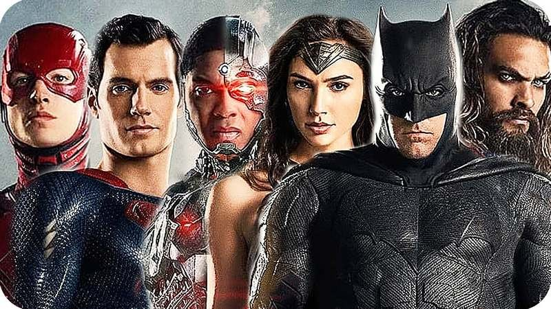 Justice League - Siêu nhân xuất hiện, đội hình liên minh công lý tập hợp hoàn chỉnh