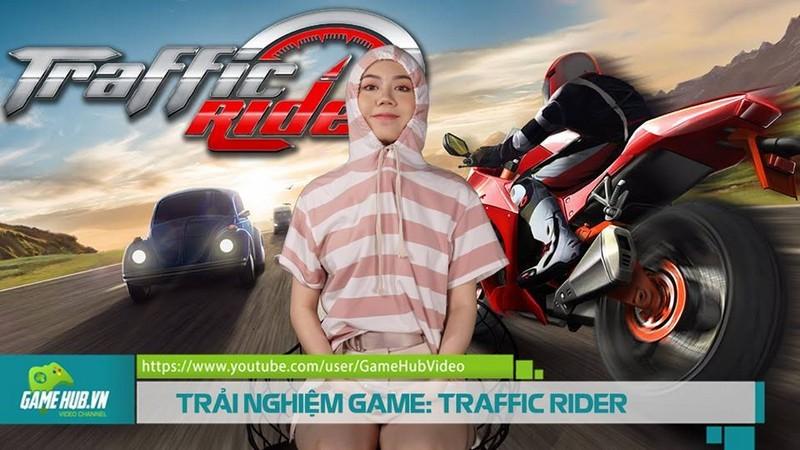 Trải nghiệm: Traffic Rider - Nổ mắt với game đua xe siêu thực trên Mobile