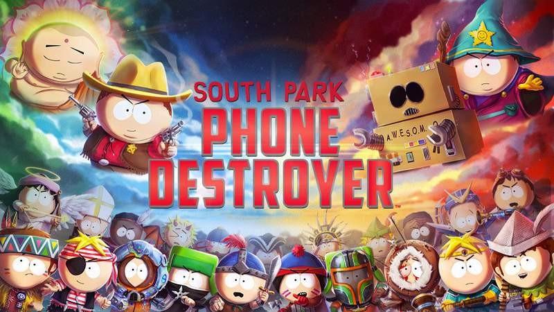 Tải ngay South Park: Phone Destroyer - game bựa và dị nhất Mobile tại đây