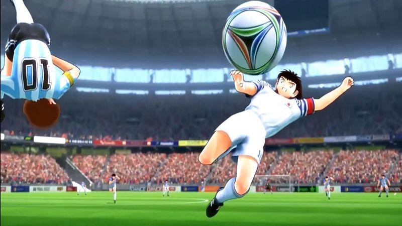Captain Tsubasa -  Huyền thoại bóng đá xứ Hoa Anh Đào quay trở lại