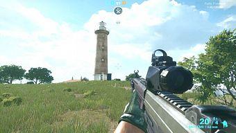 Tải miễn phí Argo - FPS Online có đồ họa khung ngang đời thật tại đây