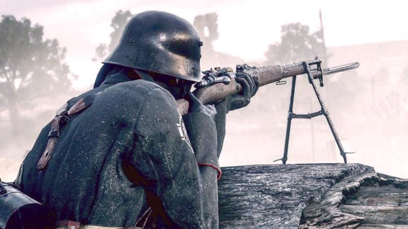 Xạ thủ Battlefield 1 giết 23 chết 1 chỉ mất đúng 3 phút