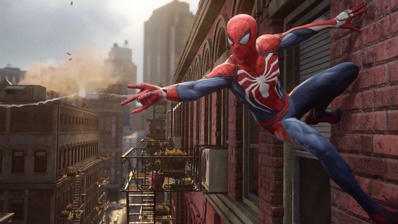 Lộ những thông tin cực hot về game Spider-Man mới
