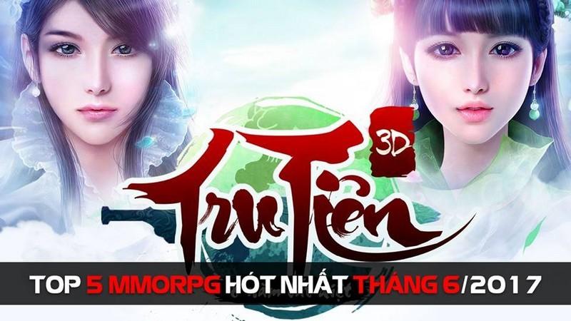 TOP 5 MMORPG KHỦNG NHẤT THÁNG 6/2017
