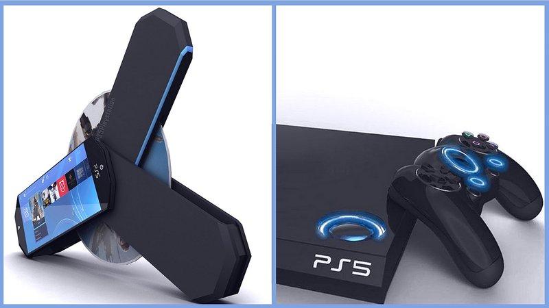 Sony lần đầu tiên đánh tiếng về PS5