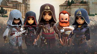 Assassin's Creed Rebellion - Siêu phẩm Assassin mới nhất trên Mobile đã lộ diện