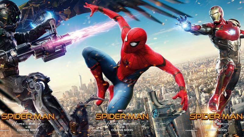 Spider Man cùng Iron Man liên thủ, đại chiến Vulture trong hình ảnh mới của Spider Man: Homecoming