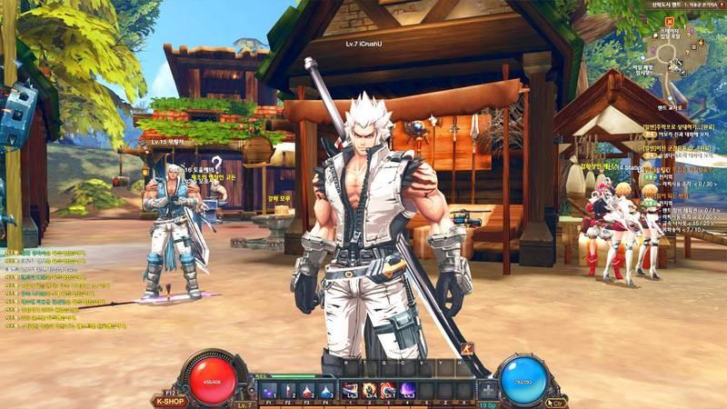 Kritika Online - MMORPG Hàn chính thức mở Open Beta, tải miễn phí ở đây!