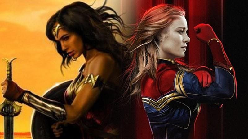 Marvel cũng nối gót DC làm phim về nữ siêu anh hùng