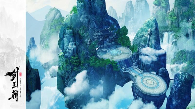 Kiếm Vương Triều - Lại thêm một tuyệt phẩm Kiếm Hiệp đẹp vỡ màn hình