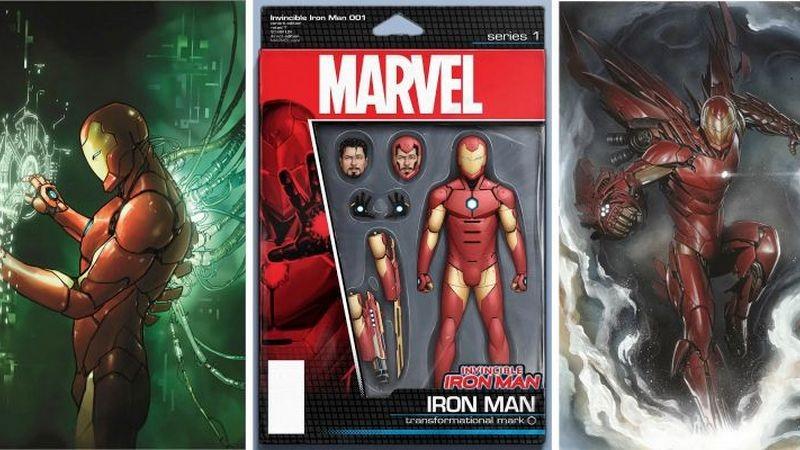 5 bộ áo giáp lợi hại khó có thể đánh bại nhất của các siêu anh hùng Marvel