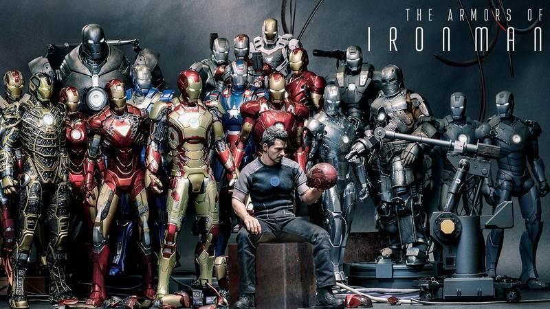 5 bộ giáp lợi hại khó có thể đánh bại nhất của các siêu anh hùng Marvel