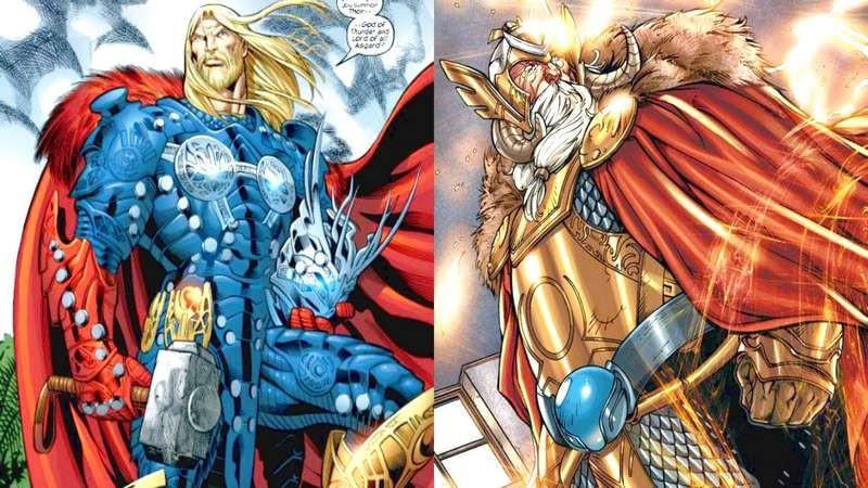 Top 15 thần binh kỳ khí khủng bố nhất trong thế giới siêu anh hùng