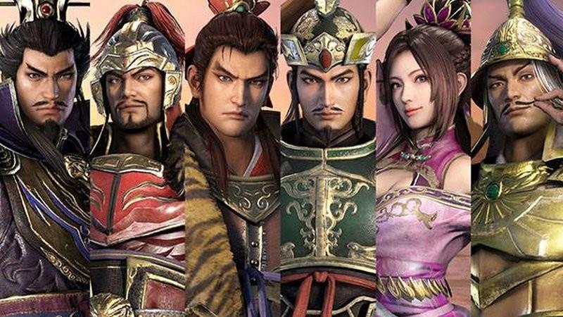 Dynasty Warriors 9 - Chính thức lộ diện hình ảnh 6 mãnh tướng đầu tiên