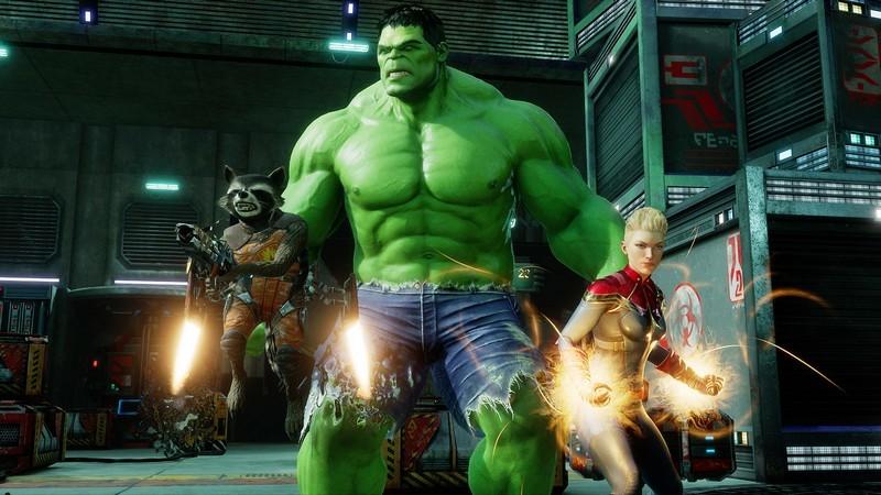 Marvel Power United VR - Trở thành siêu anh hùng trong game thực tế ảo siêu khủng