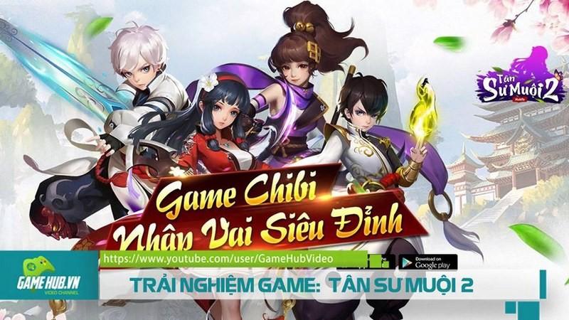 TRẢI NGHIỆM GAME: TÂN SƯ MUỘI 2