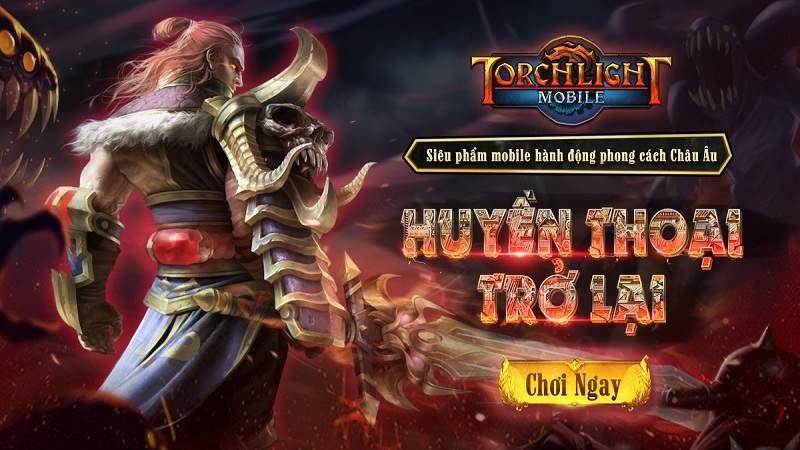 """Cộng đồng game thủ mòn mỏi """"hóng"""" Torchlight Mobile"""