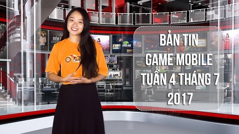 Bản tin Game Mobile tuần 4 tháng 7/2017