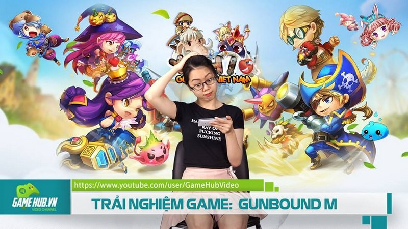 Trải nghiệm: GunboundM - Phiên bản Mobile...