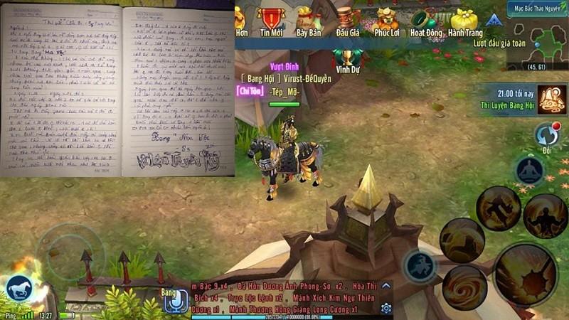VLTKm – Game thủ viết tâm thư sướt mướt cầu xin bạn gái quay lại bang