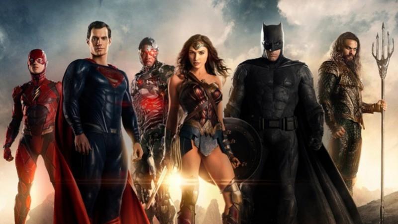 Lộ thêm hình ảnh mới của siêu anh hùng được mong mỏi nhất Justice League