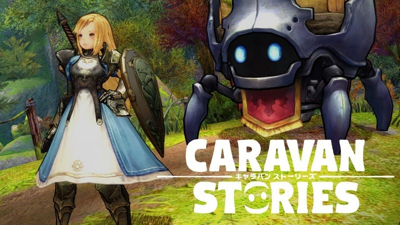 Caravan Stories - Tuyệt phẩm RPG lại gây sốc với Trailer mới