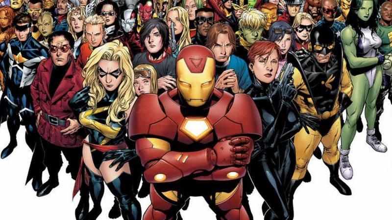 Top liên minh anh hùng được kì vọng sẽ gia nhập vũ trụ điện ảnh Marvel