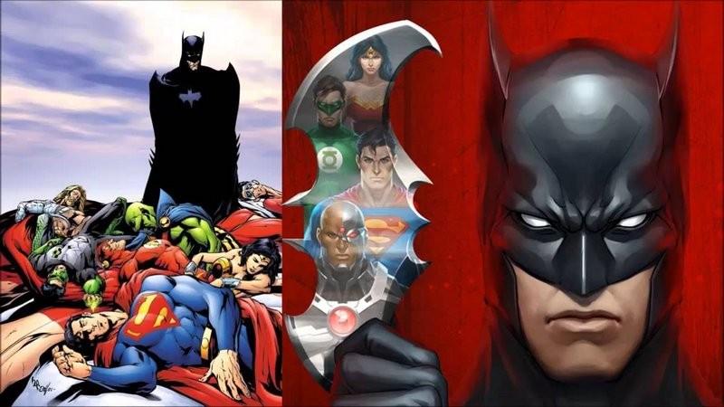 Batman bất ngờ đáp trả về việc thay đổi đạo diễn của Justice League