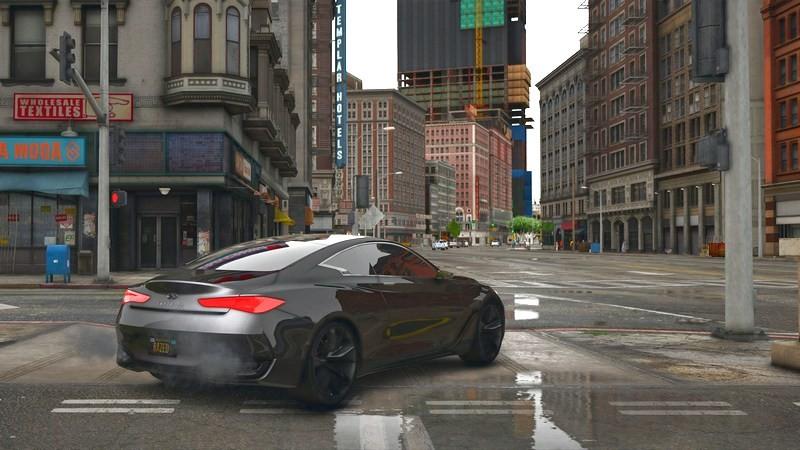GTA 5 NATURALVISION REMASTERED : Mod khủng cho đồ họa GTA 5