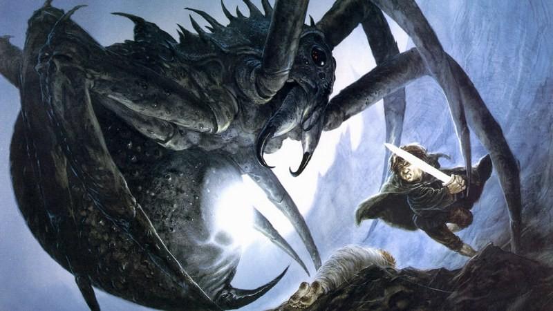 Middle-earth: Shadow of War - Tại sao Shelob mang diện mạo của con người?