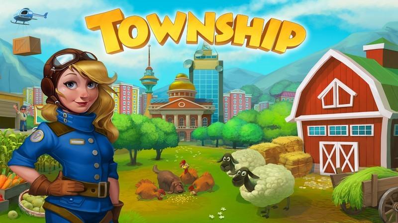 Township - Huyền thoại Mobile không bao giờ phai nhạt