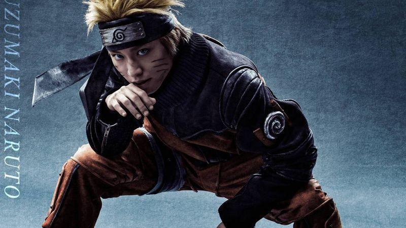 Háo hức với thông tin Naruto cũng sắp sửa được chuyển thể thành phiên bản người thật