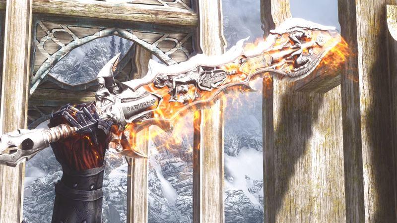 Mod dị của Skyrim cho game thủ thách đấu bất cứ ai trên đường đi