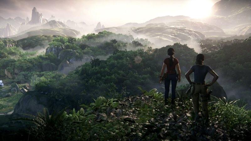 Uncharted: The Lost Legacy – Đẩy công nghệ tự sướng lên một tầm cao mới