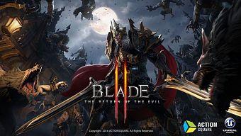 Blade II - Siêu phẩm đồ họa xứ Hàn sẽ có phiên bản mới