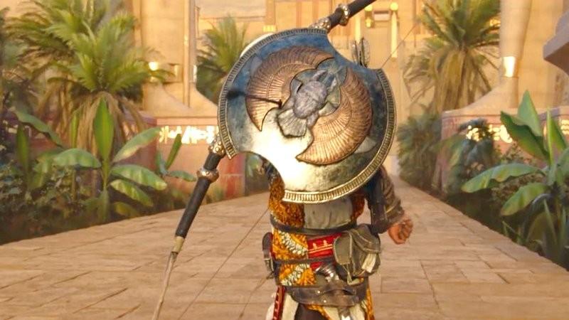 Gamescom 2017 - Assassin's Creed Origins tung Trailer chất như phim