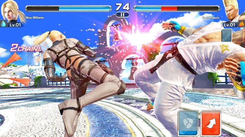 Tải ngay Tekken - Siêu phẩm đối kháng PC/Console mang đồ họa cực khủng lên Mobile