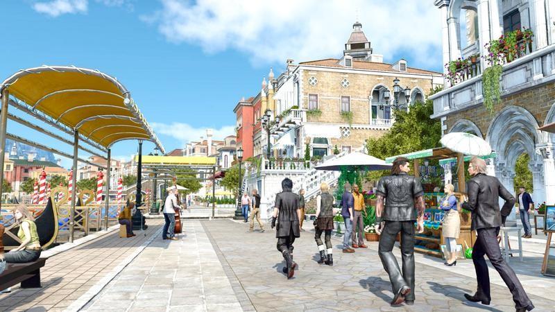 Final Fantasy 15 chào sân phiên bản siêu đồ họa trên PC