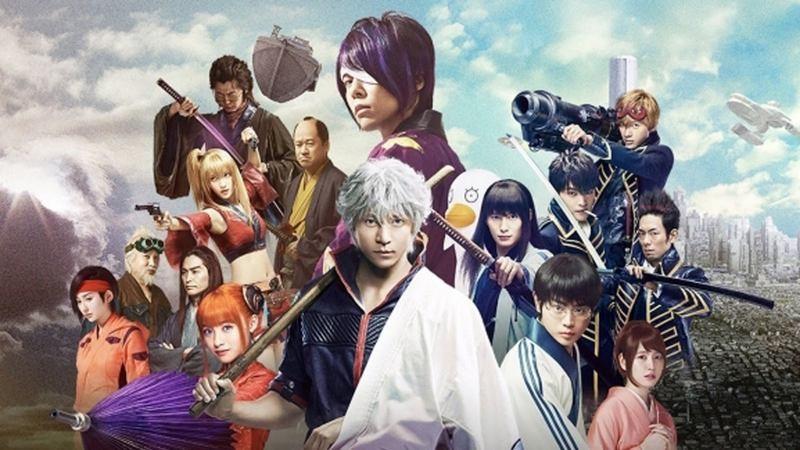 Gintama phiên bản live-action lập nên kỉ lục phòng vé mới trong năm 2017